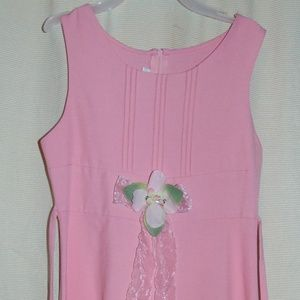 Bonnie Jean Pink Dress